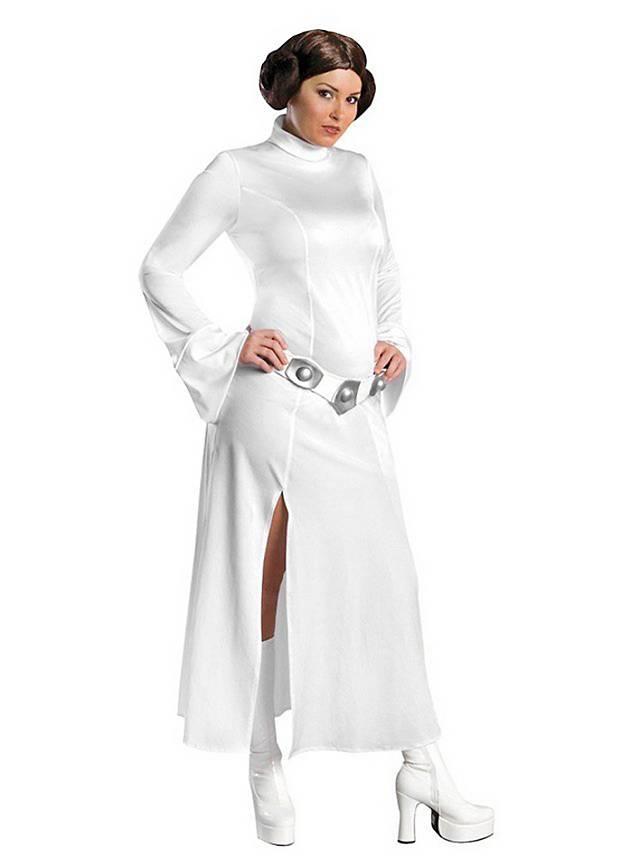 Star Wars Sexy Prinzessin Leia Kostüm Maskworldcom